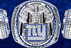 ny giants super bowl rings
