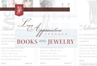 Books and Jewelry