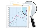 Industry Stock Ticker Stock Image