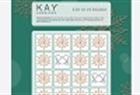 Kay matching memory game