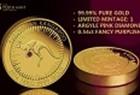Kimberley Treasure Rio Tinto Argyle coin
