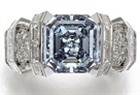 Sotheby's Sky Blue Diamond