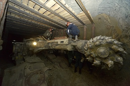 ALROSA International Underground Mine