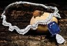 Tiancheng sapphire necklace