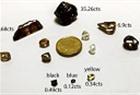 Merlin rough diamonds