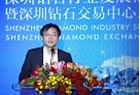 Liu Jianhua, Deputy Secretary General of the Diamo
