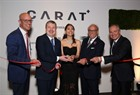 Carat+ Ribbon Cutting