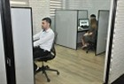 Israel internet room