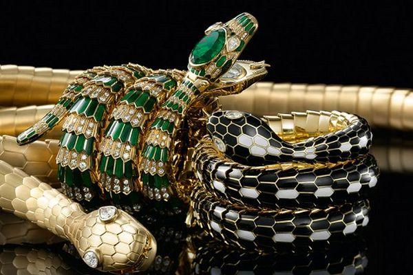 Bulgari Serpent