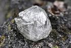 Rough diamond credit Shutterstock