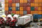 Hong Kong container terminal 150