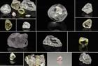 Lucapa diamond montage