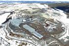 Renard mine 150 snow