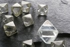 De Beers rough diamonds 150