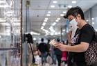 Hong Kong retail coronavirus