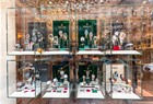 Rolex display window