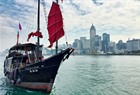 Hong Kong Victoria Harbour.