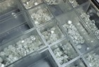 Alrosa rough diamonds