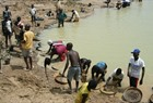 Artisanal Miners Sierra Leone