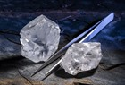 Petra Diamonds Petra 424.89 carat and 209 carat