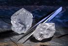 Petra Diamonds Petra 424.89 carat and 209 carat
