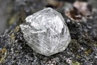 Rough diamond credit Shutterstock
