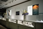 Interior establishing shot of Forevermark Store in