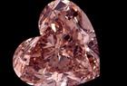 Lucapa pink heart 150