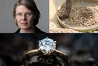 Julianne Kippenberg, Diamond Ring, artisanal minin