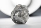 Lucara 378 carat Karowe rough 140