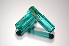 Glass imitating tourmaline GIA G&G winter 2020