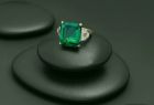 Bonhams emerald Bulgari ring 140