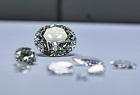 Alrosa polished diamonds