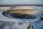 Alrosa Nyurbinsky mine 140