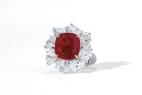 Christies ruby ring HK 140