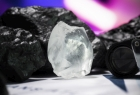 TAGS 118ct. rough diamond Dubai October 2021