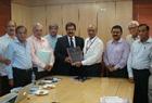 GJEPC Delegation with Commerce Secretary