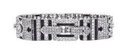Cartier Art Deco Bracelet