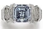 Sotheby's Sky Blue Diamond