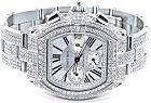 Cartier Walmart USD18k watch