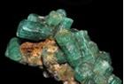 Rough emerald