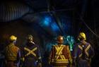 Ekati Underground Workers
