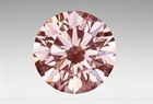 Pink GIA diamond CVD H4 defect