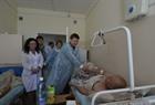 Alrosa hospital visit