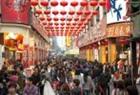 China retail shopping Shenzhen January 2011