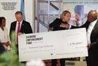 DEF Botswana donation presentation Oct 2017
