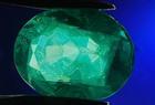 Emerald imitation