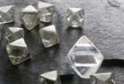 De Beers rough diamonds 150